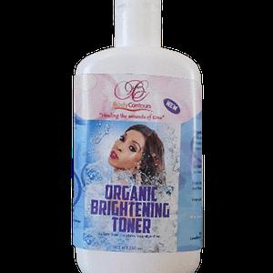 Organic Brightening Toner 250ml