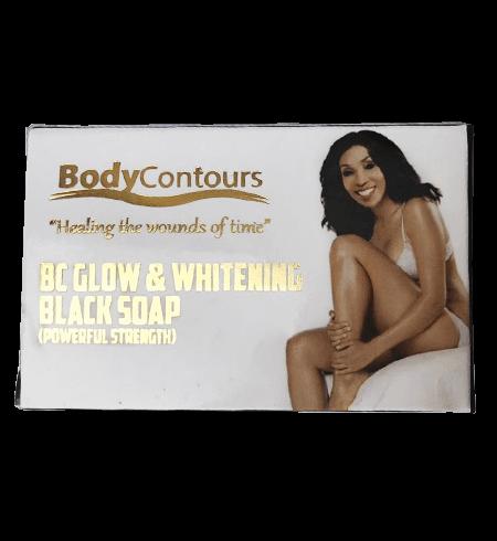BC Glow & Whitening Black Soap (Large)