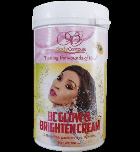 BC Glow & Brighten Cream 350ml
