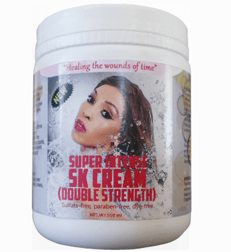 Super Intense SK Cream (Double Strength) 550ml