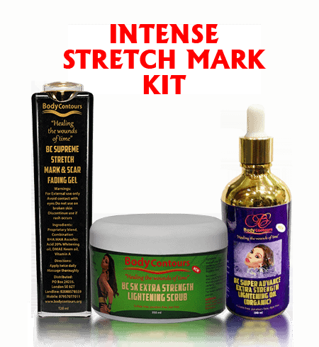 BC INTENSE STRETCH MARK KIT