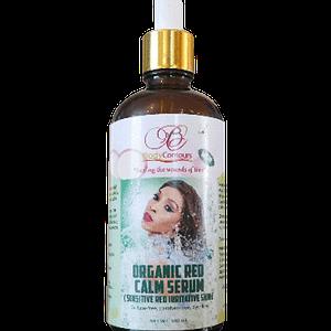 Organic Red Calm Serum (Sensitive Red irritative Skin) 100ml